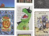 Halloween Card Assortment 50 Pack- Greeting Cards with Envelopes
