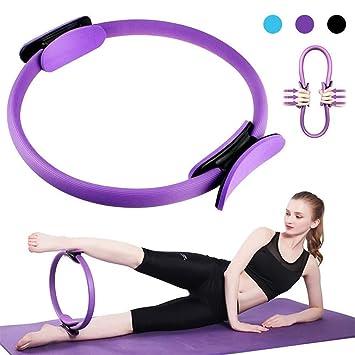 Lxyxyl Anillo de Yoga Pilates - Anillo Resistencia de la ...