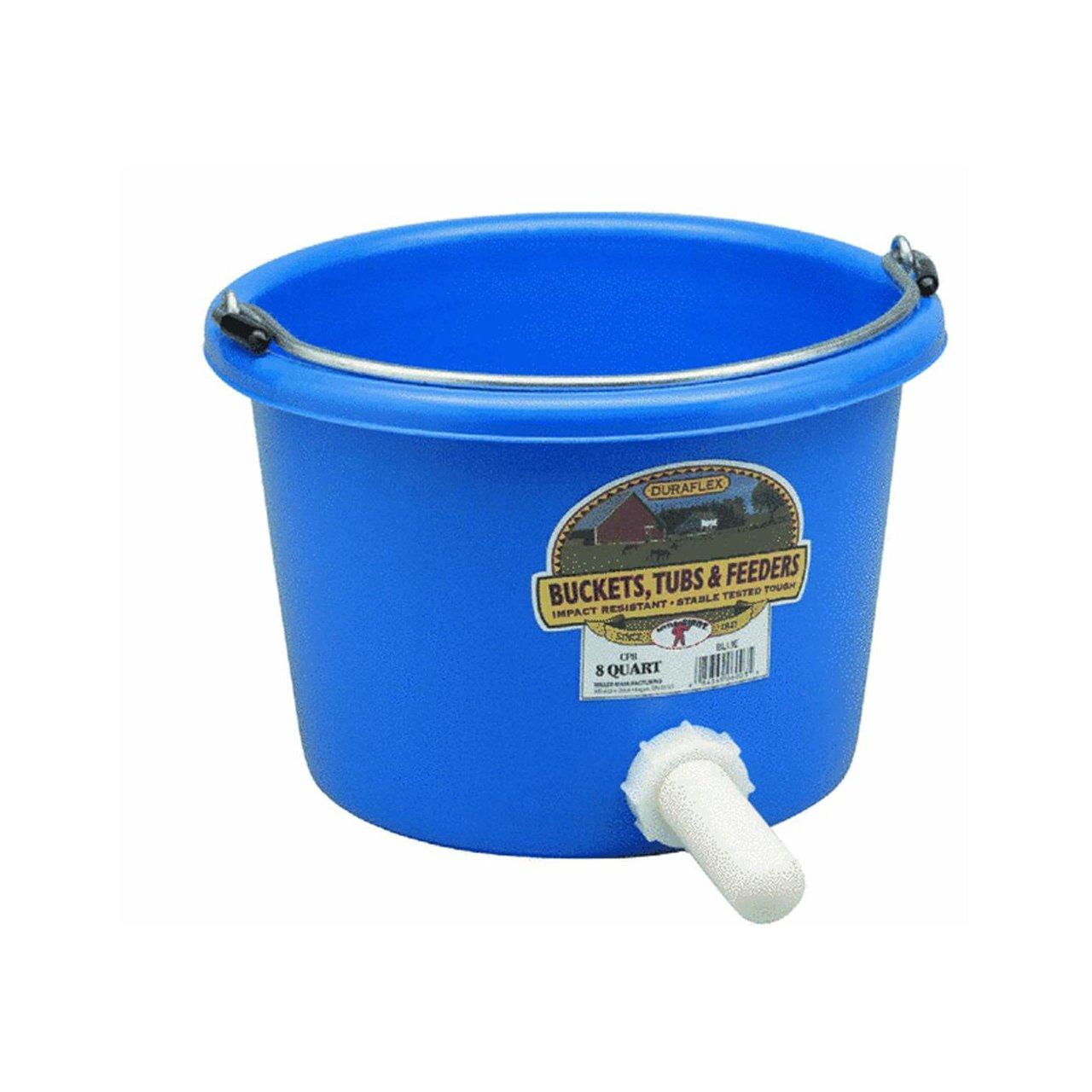 bucket nipple feeder
