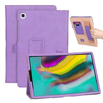 Amazon.com: Feitenn Galaxy Tab S5e - Funda de piel sintética ...