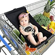 ETbotu Creative Portable Baby Hammock for Shopping Trolley Cot Bed Baby Supplies
