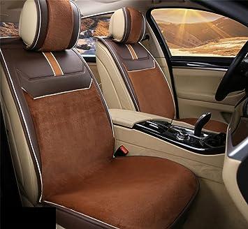 SHISHANG Accesorios para auto totalmente cojín de asiento ...