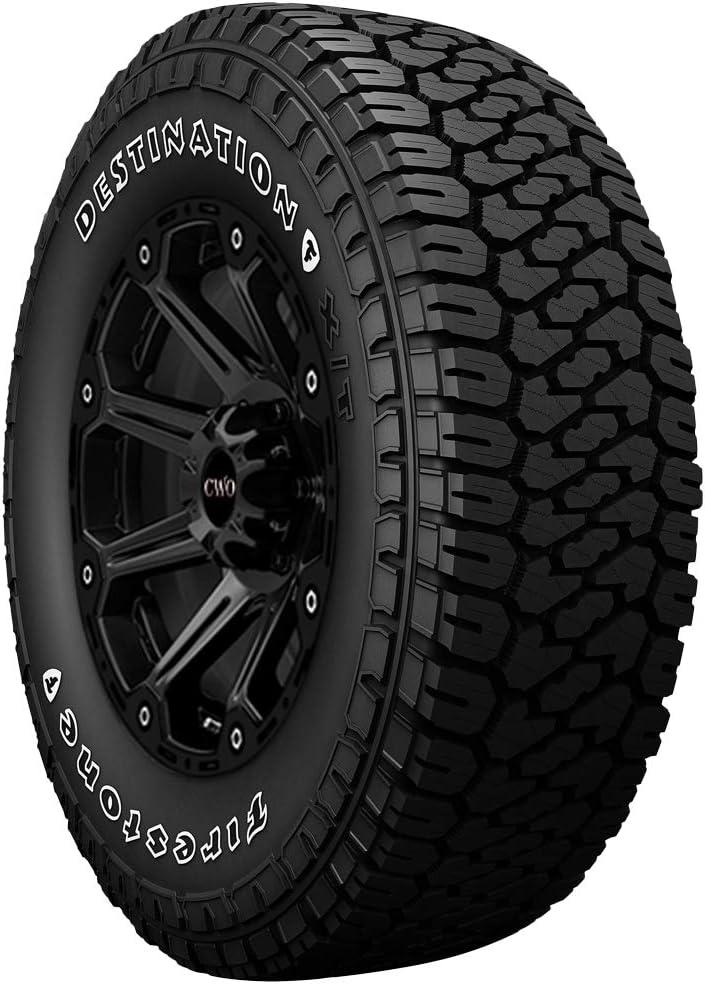 Firestone Destination X//T All Terrain Tire LT265//75R16 123 S E