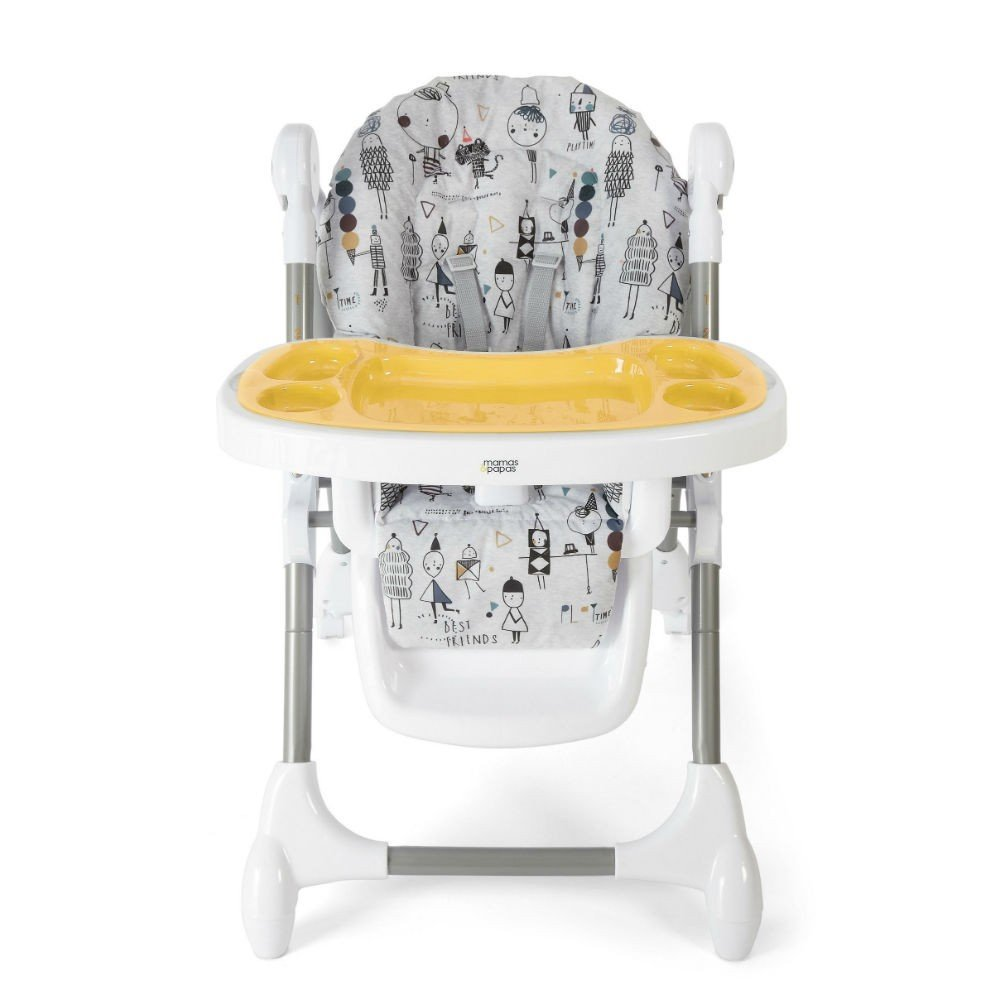 Fantastic 2in1 Highchair /& Electrical Baby Swing Lemon Homey BambinoWorld