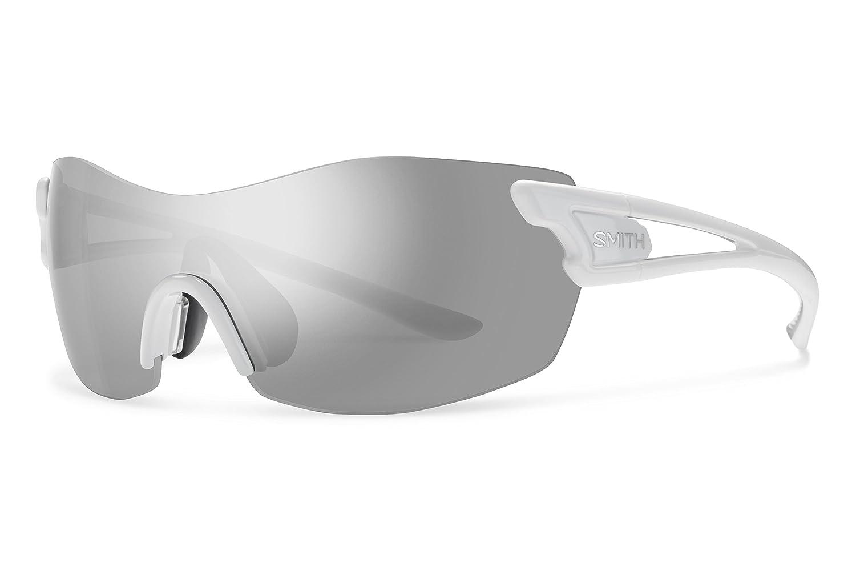 Smith aacmgymwt Herren Weiß - platin Objektiv Sport-Sonnenbrille