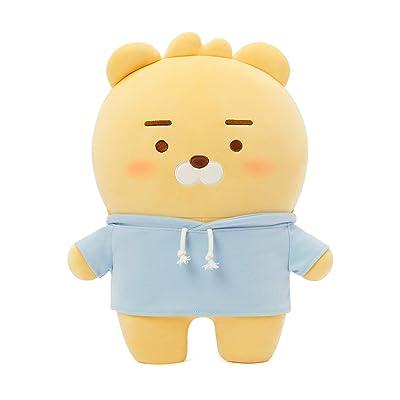 KAKAO FRIENDS Official- Little Friends Soft Plush Body Cushion Pillow (Ryan): Home & Kitchen [5Bkhe1000667]