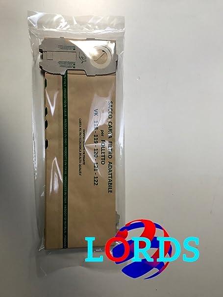 No. 24 bolsas de filtro en doble papel y n. 30 ambientadores ...