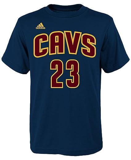 Marina: adidas LeBron James Cleveland Cavaliers juventud nombre