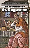 Front cover for the book The Confessions of St. Augustine by Saint Augustine, Bishop of Hippo