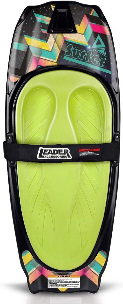 Leader Accessories Kneeboard,Green
