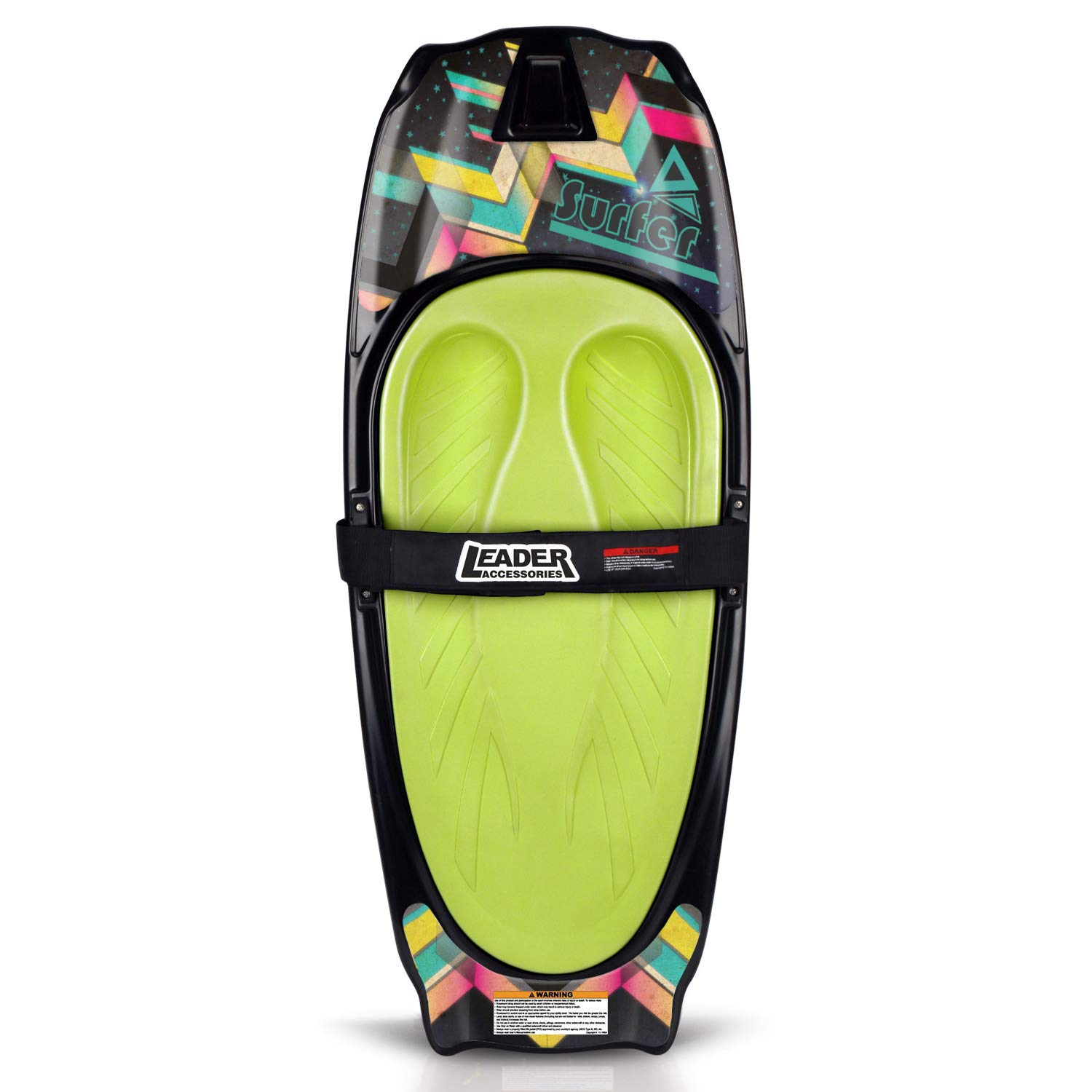 Leader Accessories Kneeboard (Green)