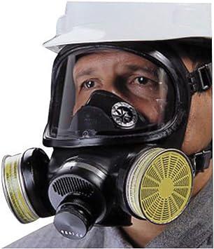 MSA Duo-Twin Series respirador purificador de aire de cara ...