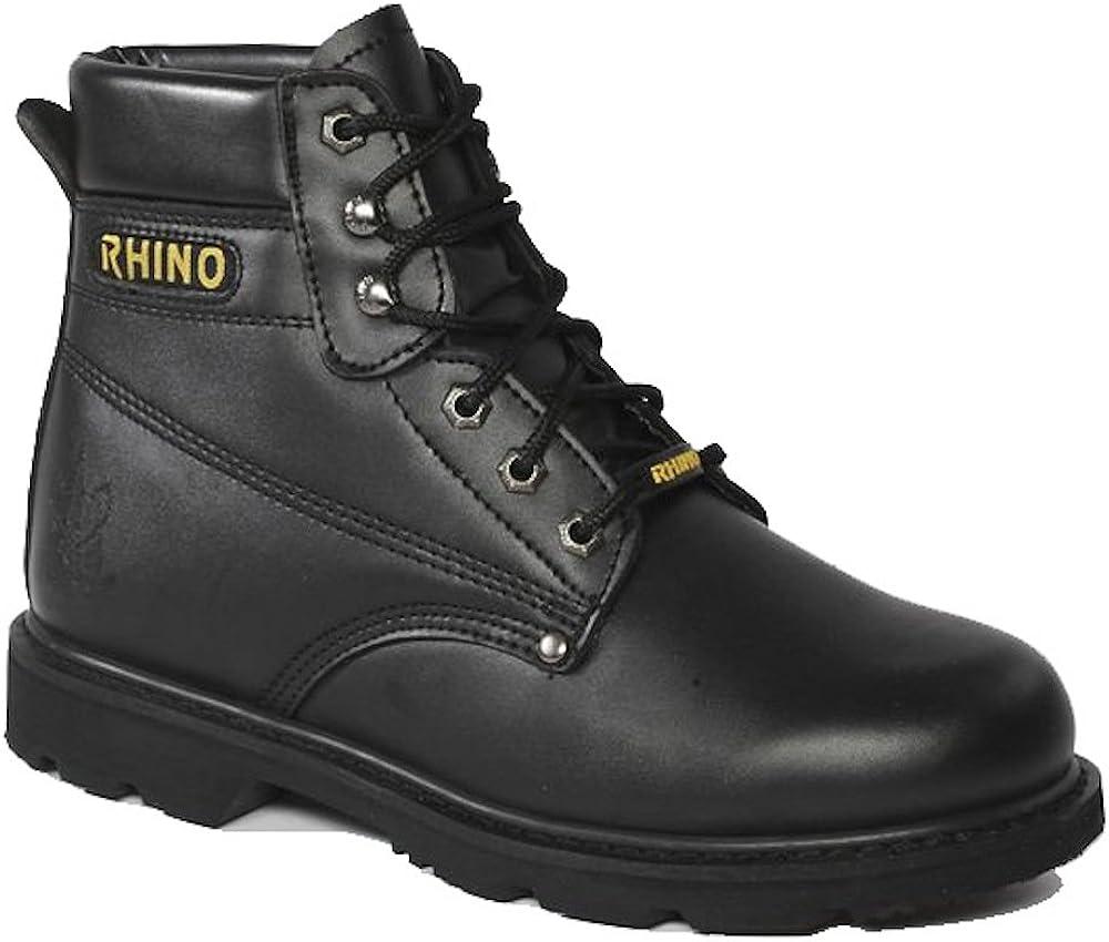 Rhino 60S21 6 Inch Steel Toe Safety