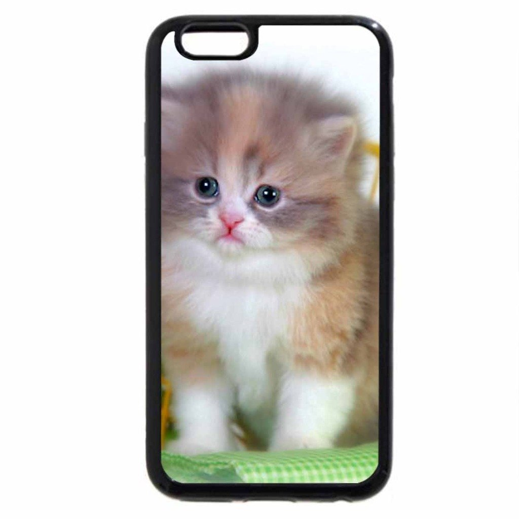 Rock Bull iPhone 6S Plus Funda, iPhone 6 Plus Case, Gato en ...