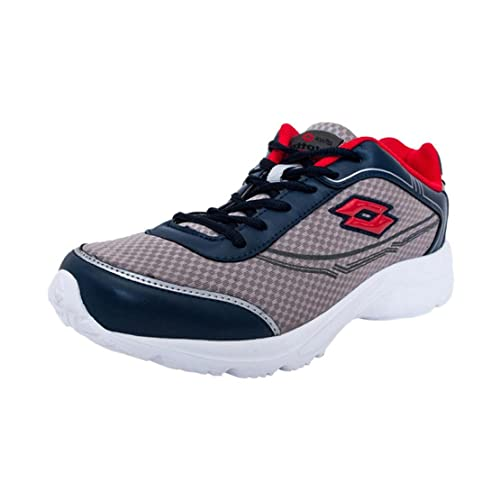 Lotto Men AR2931 Grey Sports Running Shoes <span at amazon