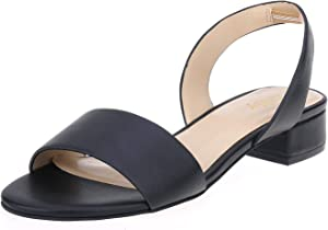 Sweepstakes: ZriEy Women's Sexy Low Heel Sandals Fashion Comfort Heeled...