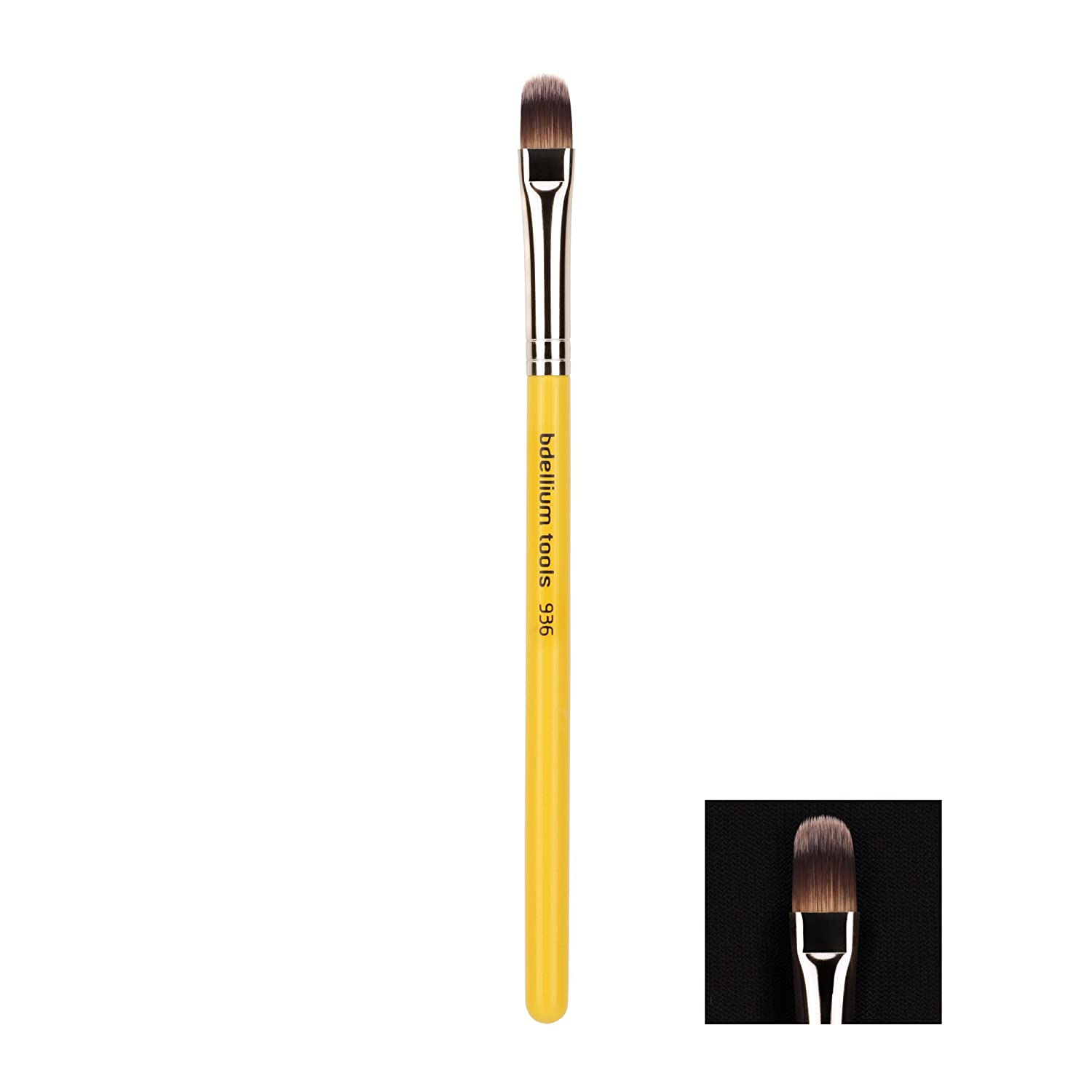 Bdellium Tools Professional Makeup Brush Studio Line - Concealer Application 936 BD-STUDIO-936