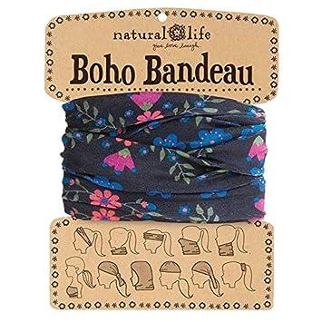Amazon.com  Natural Life Boho Bandeau Band 857a39869c0