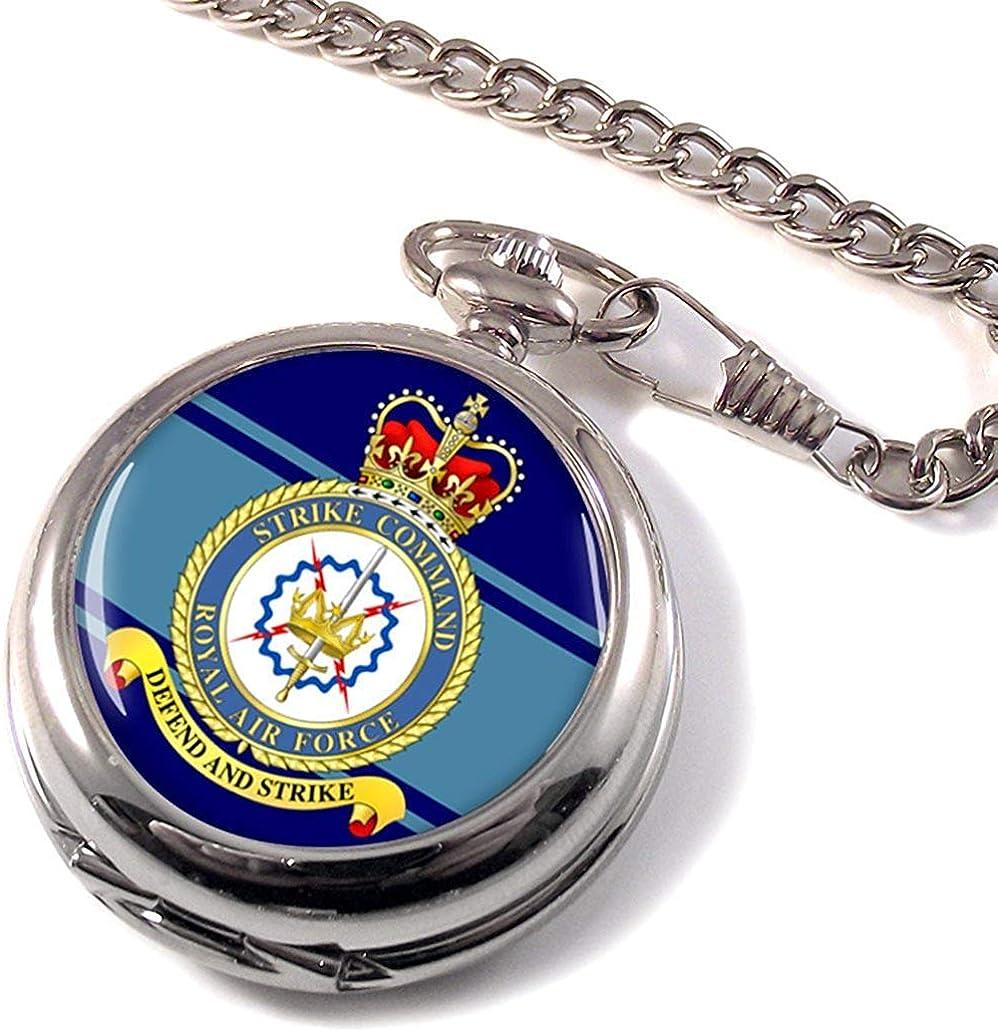 Strike Comando Fuerza Aérea Real (Royal Air Force) Reloj de Bolsillo