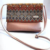 Crossbody tan