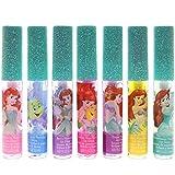 #6: TownleyGirl Ariel Super Sparkly Lip Gloss Set, 7 CT