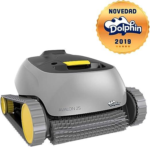 Dolphin Avalon 25 - Robot limpiafondos para Piscinas (Fondo ...
