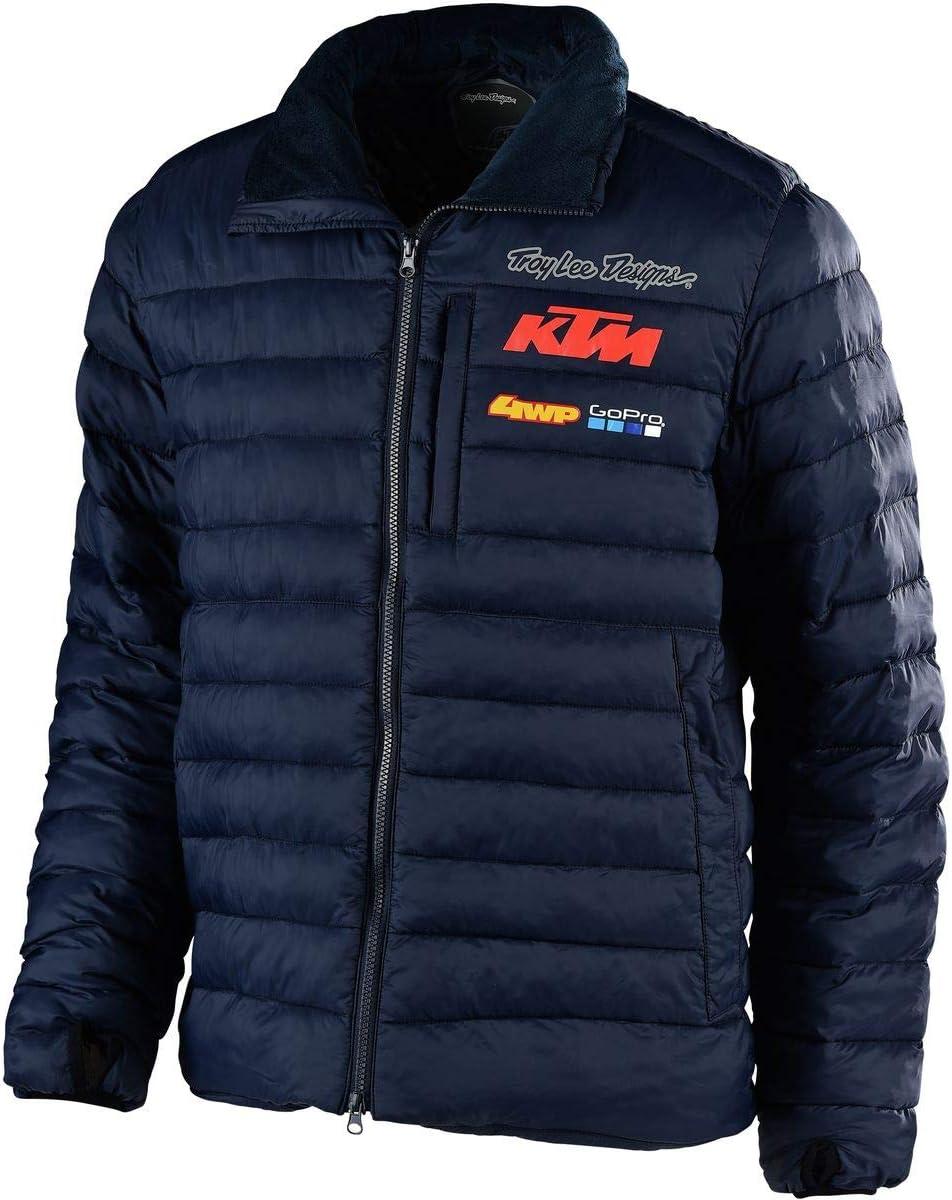 Troy Lee Designs KTM 2020 Team Men/'s MX Casuals Pullover Hoodie