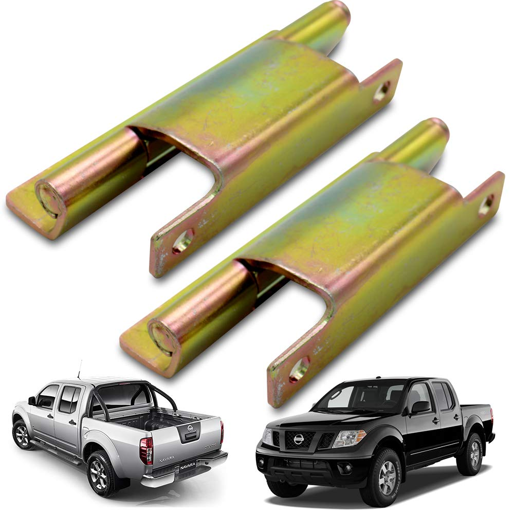 Nonstops Hinge Assy Rear Door Tail Gate 2 Pc Fits Nissan Navara D40 Pickup 2006 2012 by Nonstops