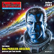 Das Paralox-Arsenal (Perry Rhodan 2593) | Leo Lukas