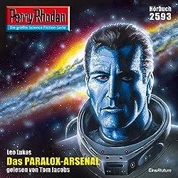 Das Paralox-Arsenal (Perry Rhodan 2593)