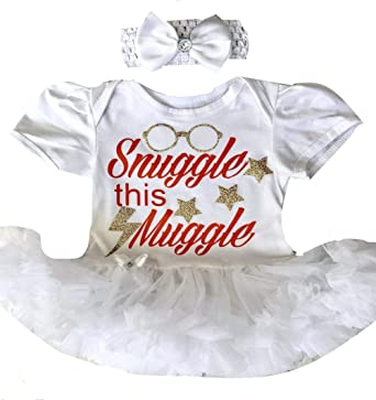 5a465419e Little Secrets Childrens Clothing Snuggle This Muggle Baby Girl s ...