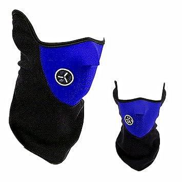 himki Invierno máscara facial máscara de esquí motocicleta Tormenta Máscara para polvo y viento