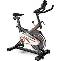 Deals on UREVO Indoor Exercise Bike