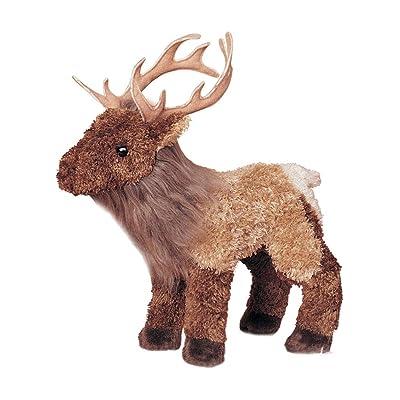 Douglas Eddie Elk Plush Stuffed Animal: Clothing