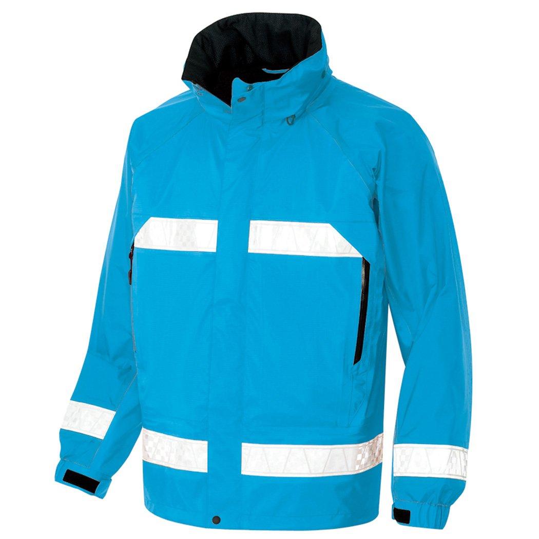 AITOZ(アイトス) ディアプレックス 全天候型リフレクタージャケット 世界最高基準の「防水透湿低結露素材」 #AZ-56303 B00I9WH0I6 5L|ブルー ブルー 5L