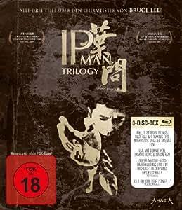 IP Man 1-3 - Trilogy [Alemania] [Blu-ray]