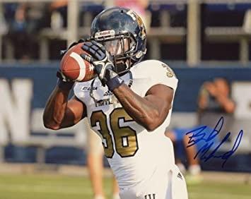 Brad Muhammed Fiu Panthers Signed Autographed 8x10 Photo W Coa At
