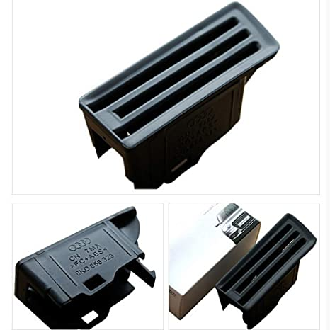 amazon com: thj matte black 8k1858323 lhd center console coin card slot  holder for audi a4/s4 a5/s5 q5: automotive
