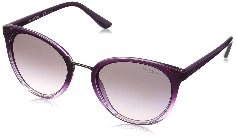 Amazon.com: Vogue Mujer 0 vo5230s Oval anteojos de sol ...