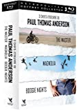 3 chefs-d'oeuvre de Paul Thomas Anderson : Boogie Nights + Magnolia + The Master [Blu-ray]