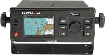 Mcmurdo Smartfind M5 AIS Clase un transpondedor: Amazon.es: Deportes y aire libre
