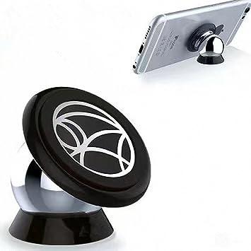 Soporte magnético para teléfono móvil para el coche, hecho de acero inoxidable de gran calidad, ...
