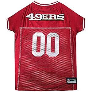 NFL SAN FRANCISCO 49ERS DOG Jersey, XX-Large
