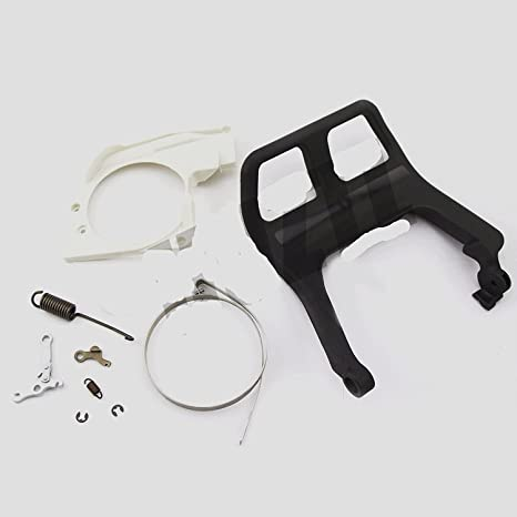 Chain Brake Handle Level Hand Guard Band Tension Spring Fit For Stihl MS660 650