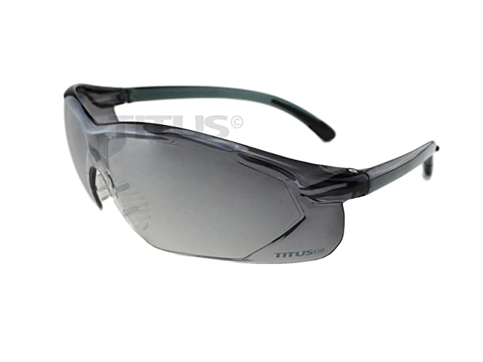 e4a0c088b84 Titus Safety Glasses Shooting Eyewear Motorcycle Protection ANSI Z87  Compliant