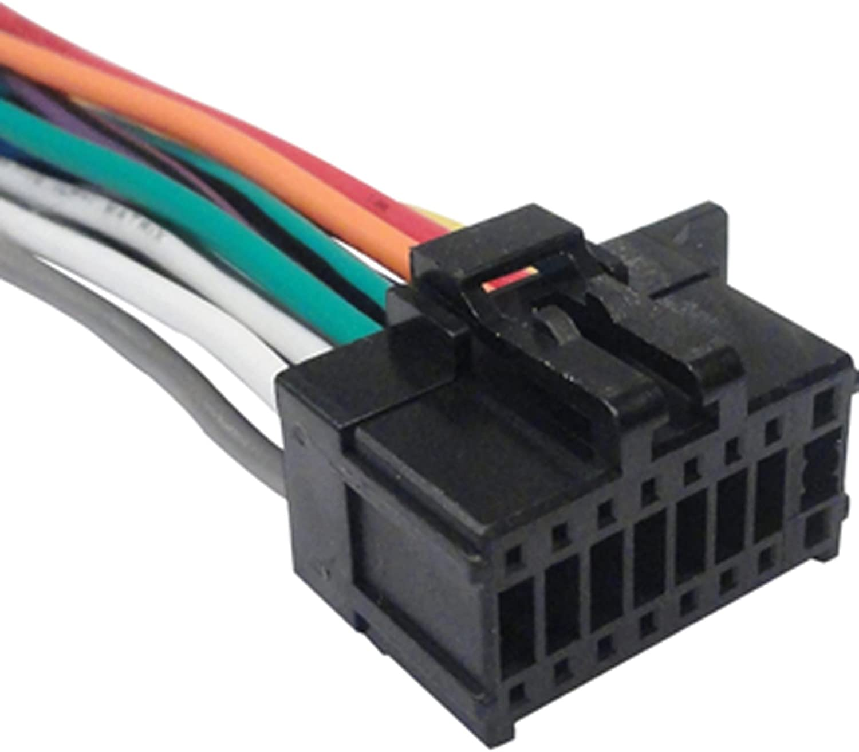 Wiring Diagram Pioneer Deh 6400bt