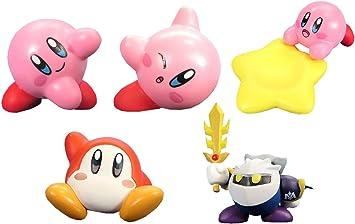 Kirby Aider Mascotte Figurine Jeu Personnage Marchandises Gacha Takara Arts All