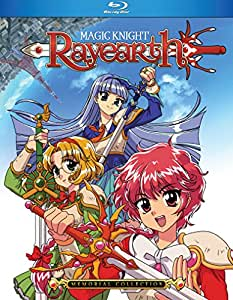 Magic Knight Rayearth Complete Collection Blu Ray [Blu-ray]