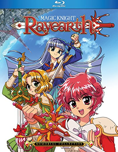 Magic Knight Rayearth Complete Collection Blu Ray [Blu-ray]