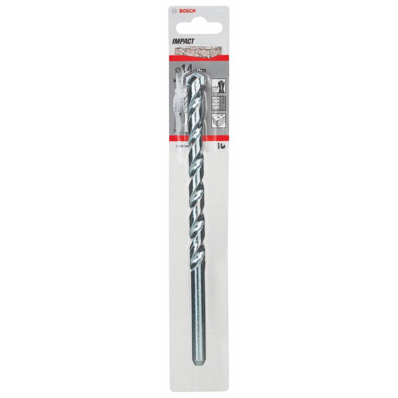 Bosch Professional 2608596366 CYL-1 8.0x250x300 8 x 250 x 300 mm Silver